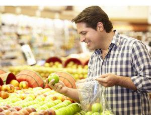 Shopping-fruits